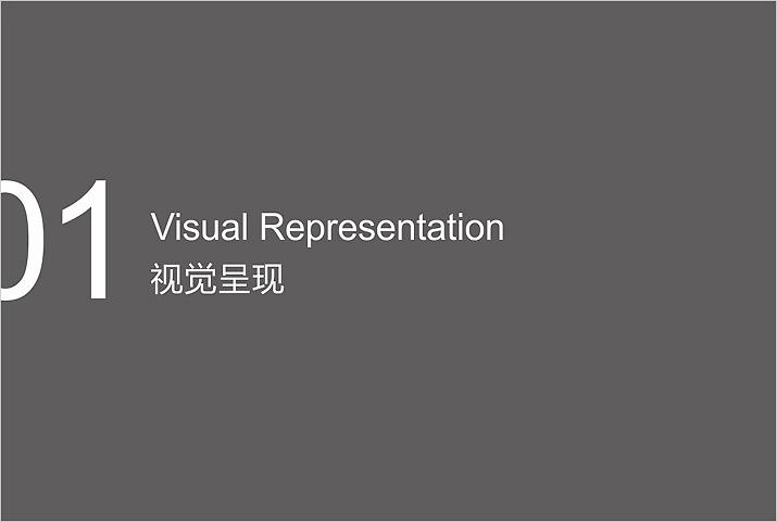 策劃品牌創建設計視覺呈現