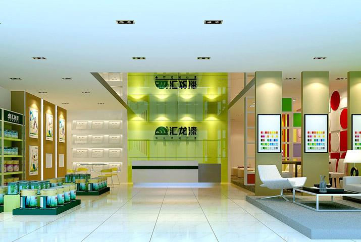 專賣店設計內部展示