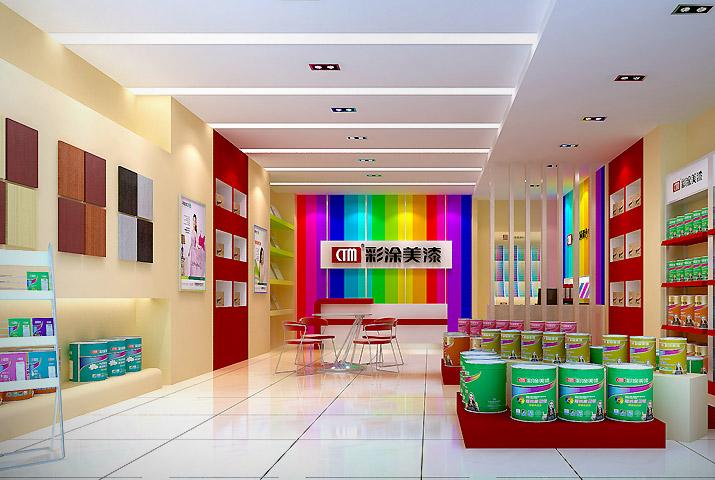 专卖店设计空间展示
