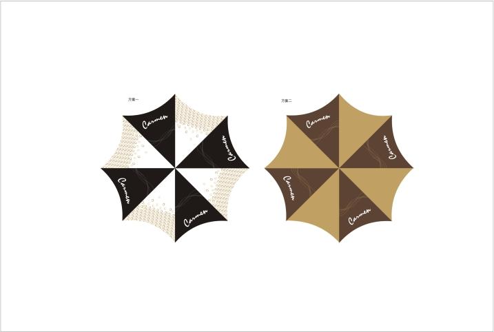 品牌太陽傘