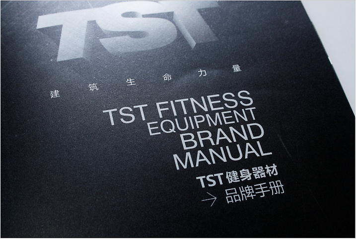 TST手册封面。